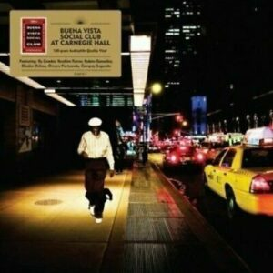 BUENA VISTA SOCIAL CLUB - BUENA VISTA SOCIAL CLUB LIVE AT CARNEGIE HALL