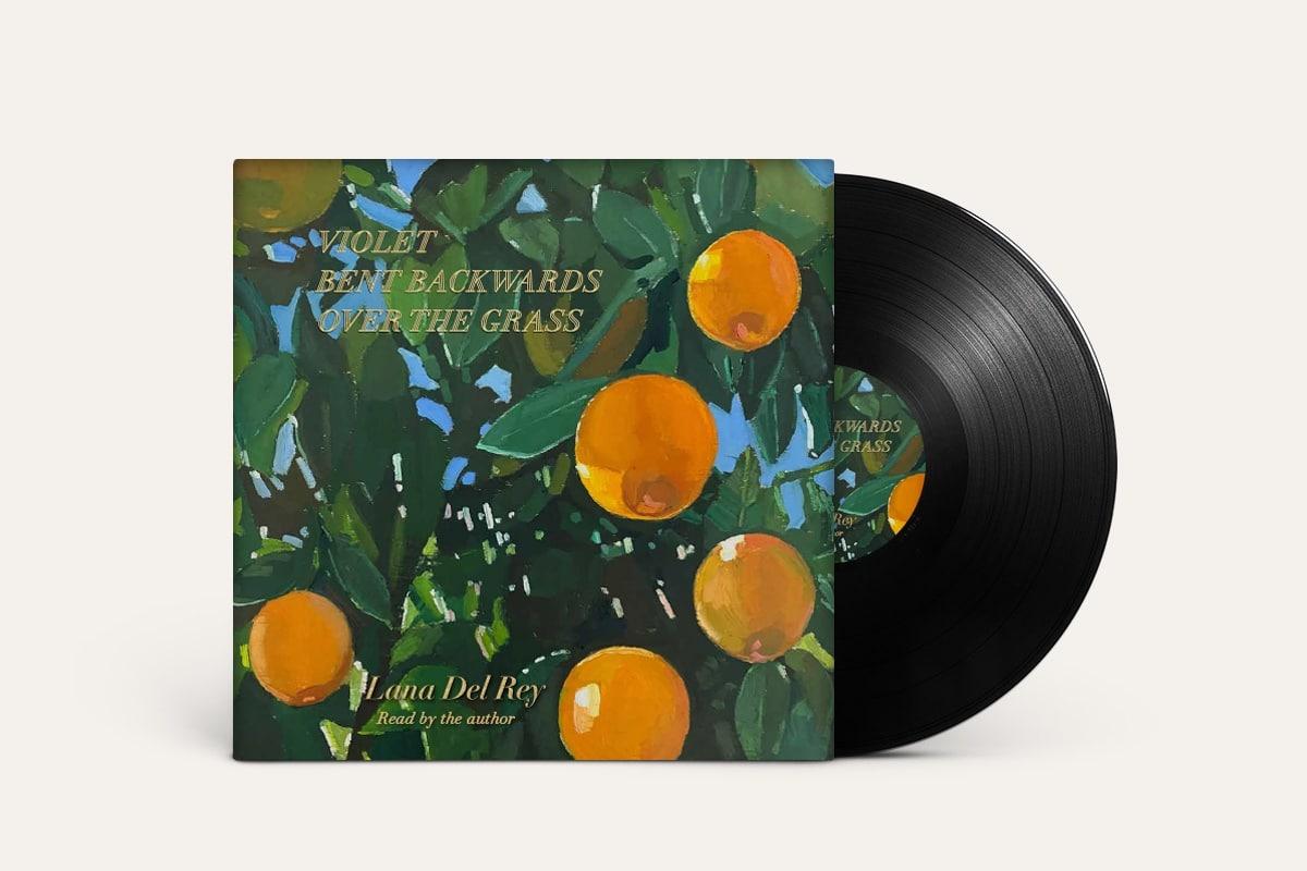 Lana Del Rey - Violet Bent Backwards Over The Grass