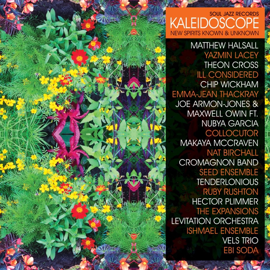 VARIOUS - SOUL JAZZ PRESENTS - KALEIDOSCOPE / New Spirits known and unknown