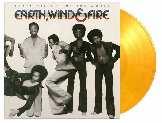 Earth Wind & Fire - That's The Way Of The World