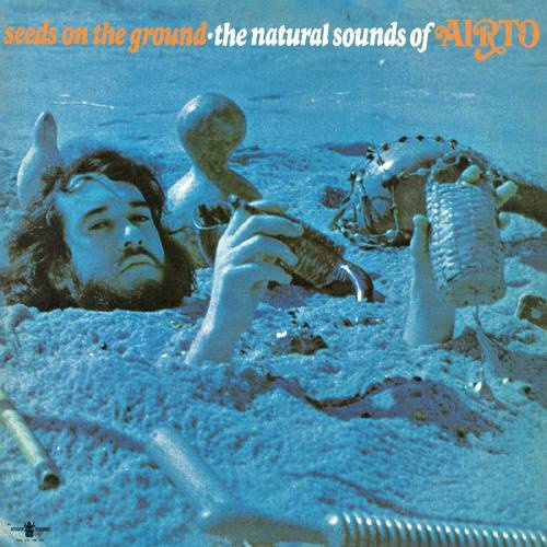 Airto - Seeds On The Ground: Natural Sounds Of Airto [Limited Edition Ocean Blue LP]