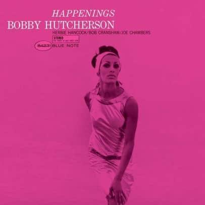 Bobby Hutcherson / Happenings (1LP)