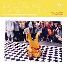 VARIOUS - Dance To The Drummer's Beat Vol 1 / Various (Uk)