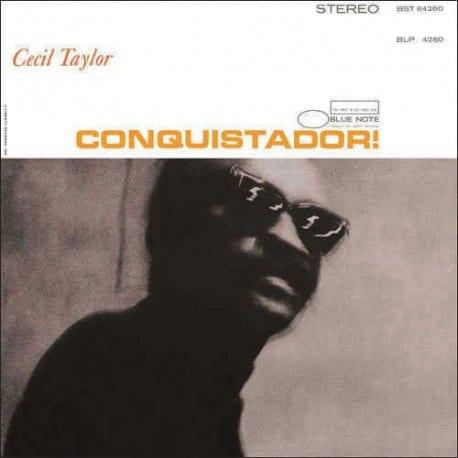 Cecil Taylor - Conquistador