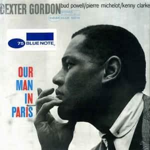Dexter Gordon/ Our Man In Paris (1LP)