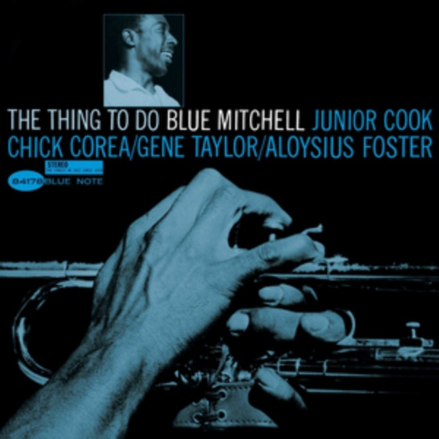 BLUE MITCHELL - The Thing To Do