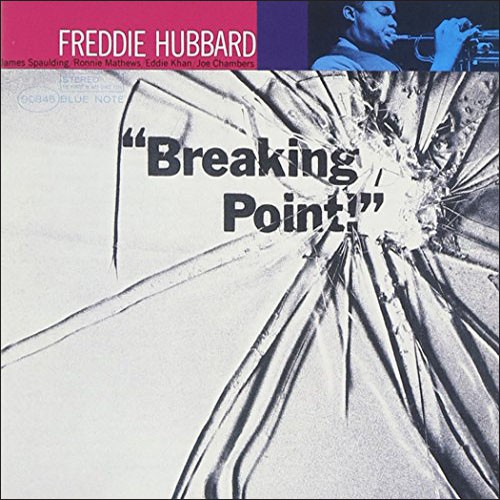 Freddie Hubbard / Breaking Point (1LP)