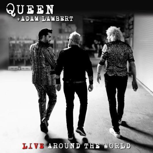 Queen and Adam Lambert - Live Around The World