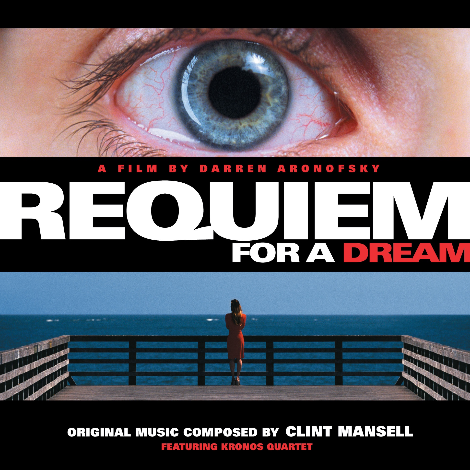 CLINT MANSELL KRONOS QUARTET - Requiem For A Dream Soundtrack