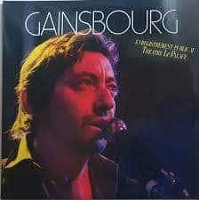 Serge Gainsbourg - Enregistrement Public Au Theatre Le Palace