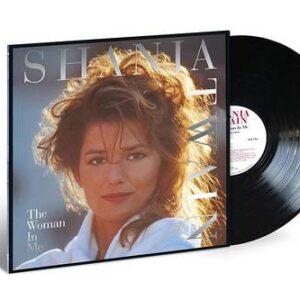 Shania Twain - The Woman In Me Diamond Edition