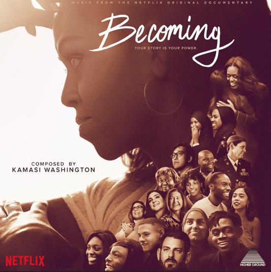 "KAMASI WASHINGTON - ""Becoming"" (Young Turks)"