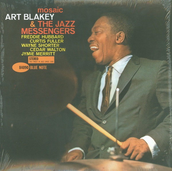Art Blakey and The Jazz Messengers. Moasic