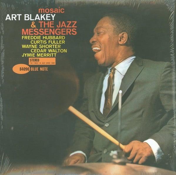 Art Blakey and The Jazz Messengers. Moasic