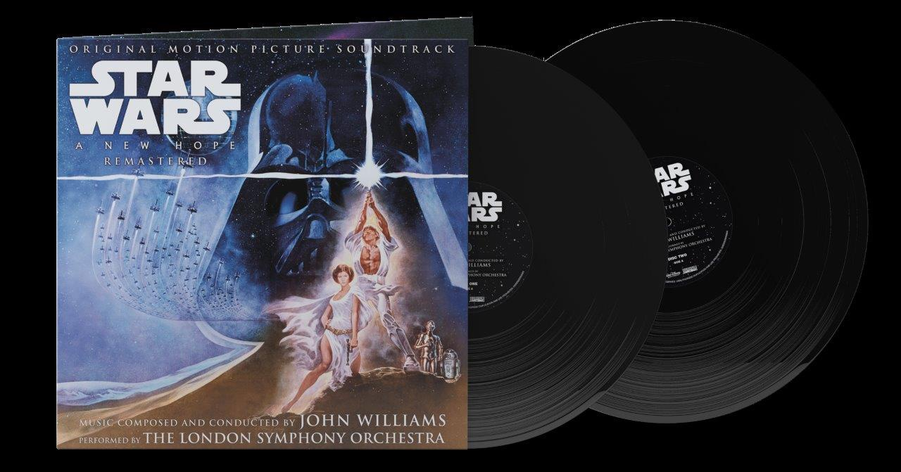 John Williams - Star Wars 'A New Hope' Original Motion Picture Soundtrack