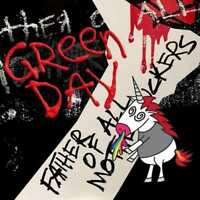 GREEN DAY - FATHER OF ALL... (RAINBOW PUKE VINYL)
