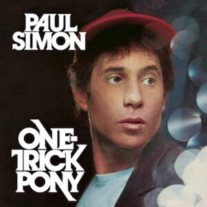 PAUL SIMON - ONE TRICK PONY (LIGHT BLUE VINYL)