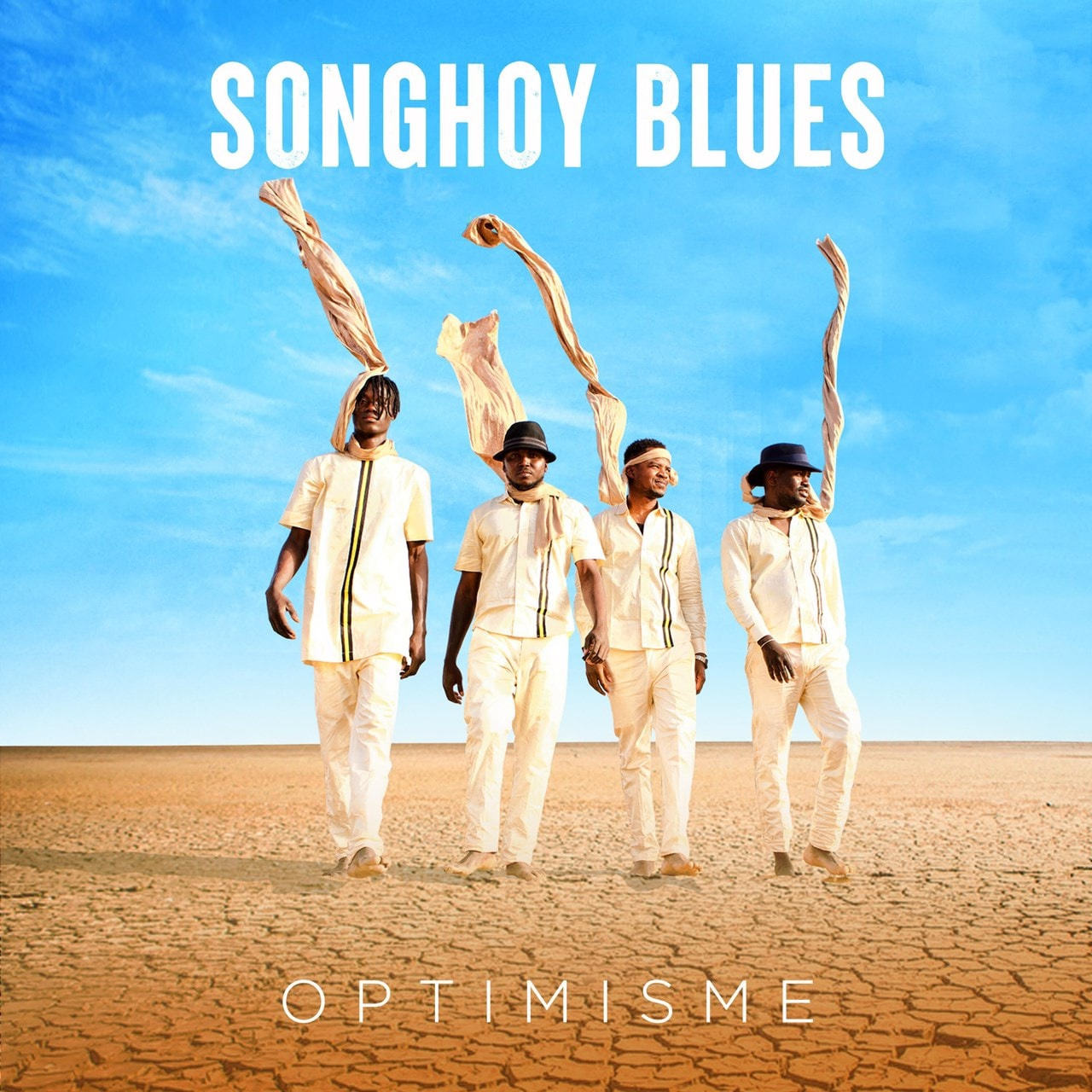 SONGHOY BLUES - OPTIMISE (GOLD VINYL)