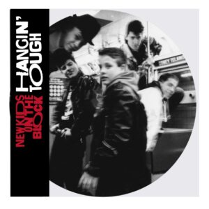 THE NEW KIDS ON THE BLOCK - HANGIN' TOUGH
