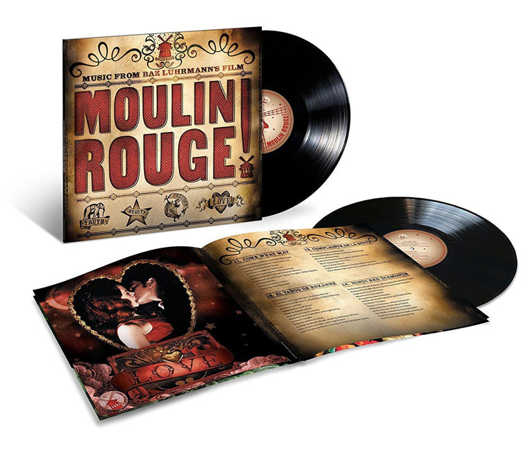 OST - MOULIN ROUGE