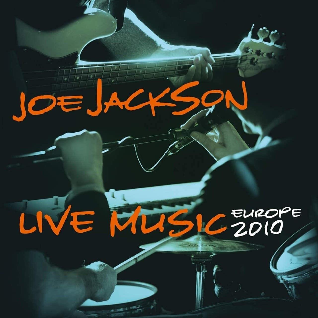 JOE JACKSON - LIVE MUSIC EUROPE 2010
