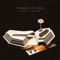 ARCTIC MONEYS - TRANQUILITY BASE HOTEL+ CASINO (CLEAR VINYL)