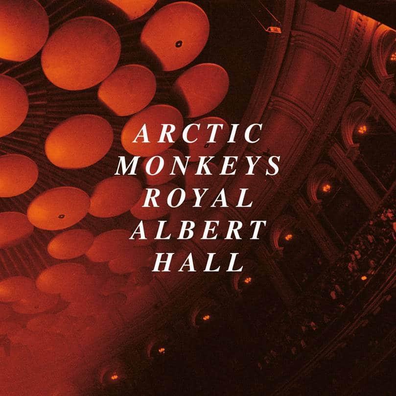 ARCTIC MONKEYS - LIVE AT ROYAL ALBERT HALL