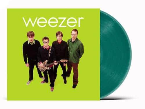 Weezer - Green Album (LTD GREEN VERSION)