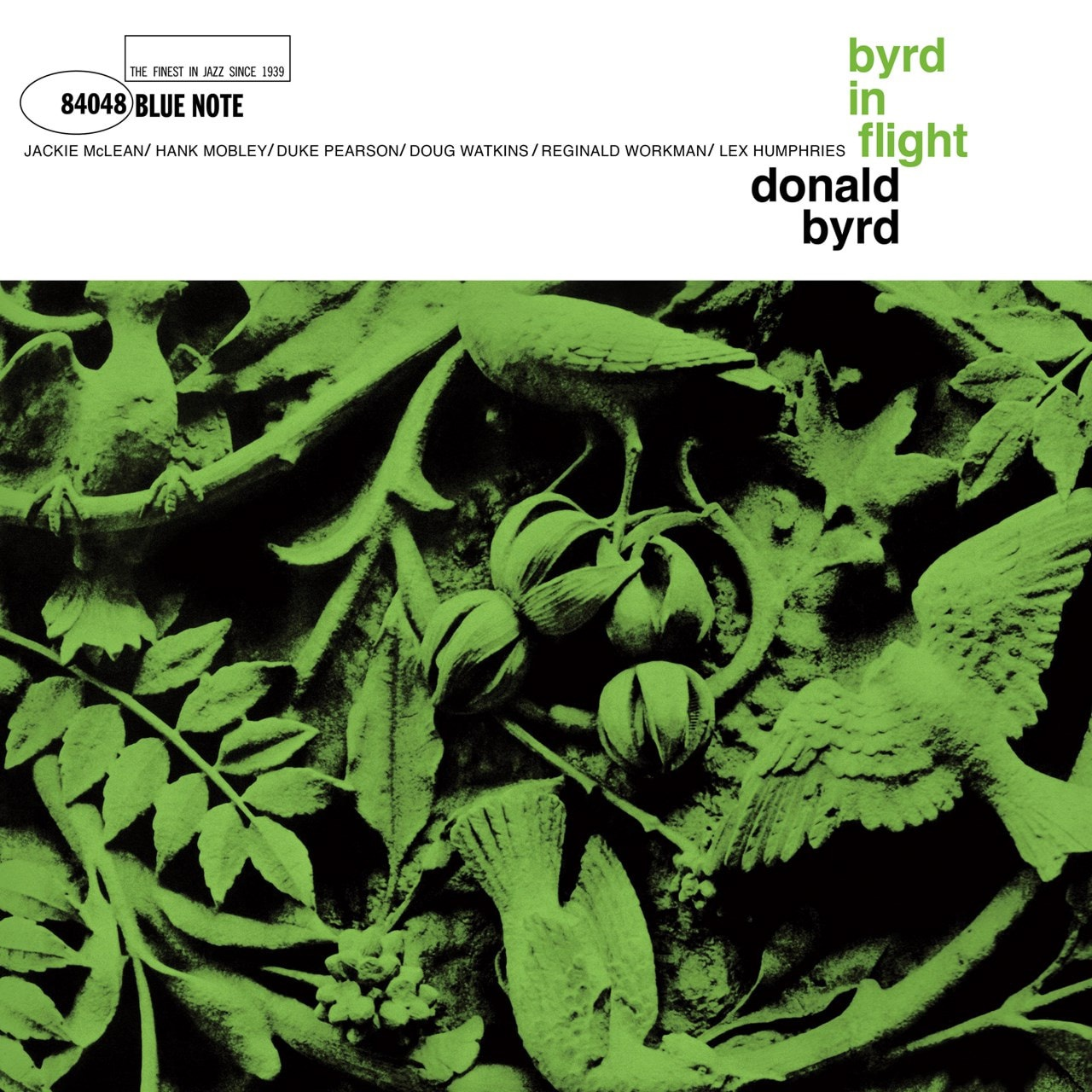 Donald Byrd - Byrd In Flight (TONE POET EDITION)