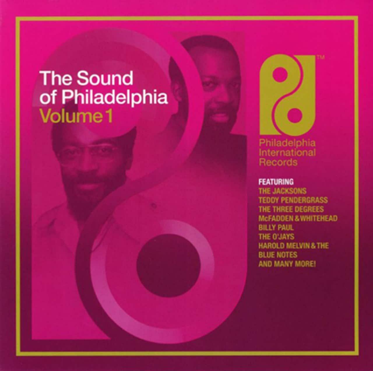 Various - The Sound Of Philadelphia Vol 1