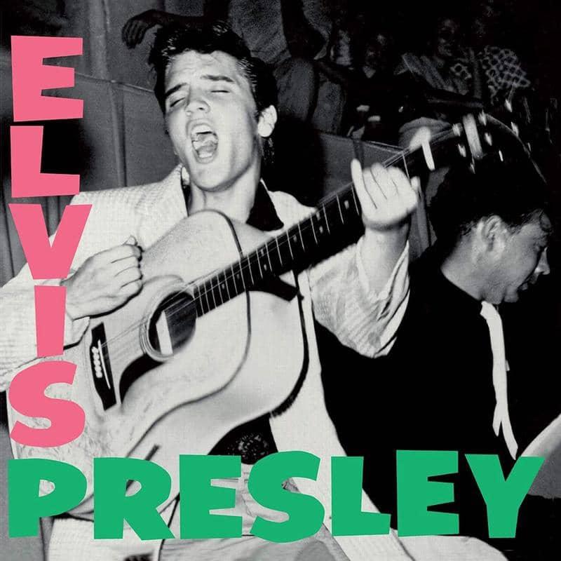 Elvis Presley - Elvis Presley [2021 Reissue][LTD WHITE VINYL]