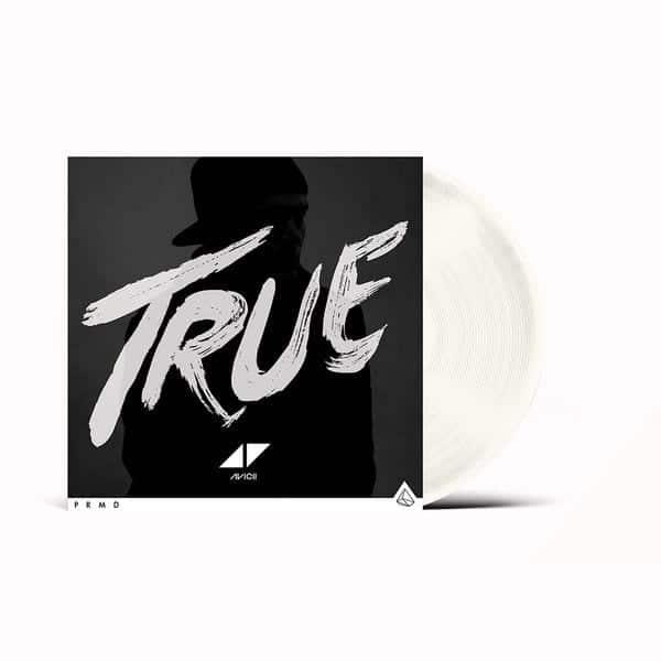 Avicii - True (Ltd Clear Vinyl LP)