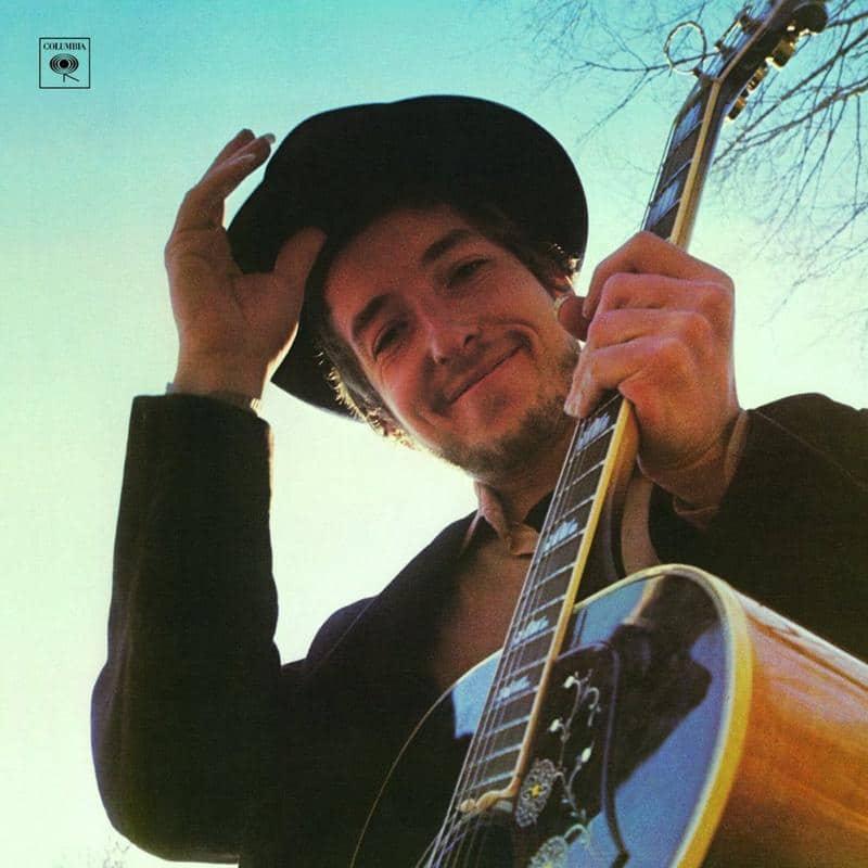 Bob Dylan Nashville Skyline [2021 Reissue][LTD WHITE VINYL]