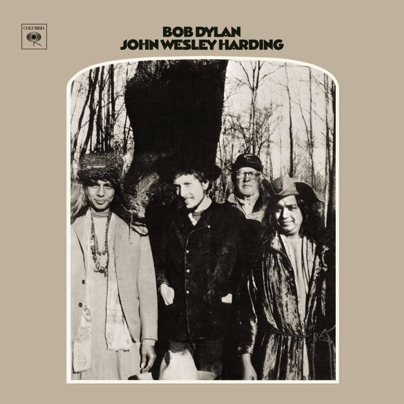 Bob Dylan - John Wesley Harding [LTD WHITE VINYL]