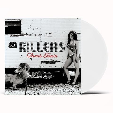 The Killers – Sam's Town (LTD White Vinyl)