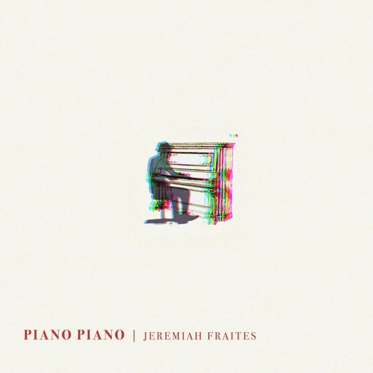 Jeremiah Fraites - Piano Man