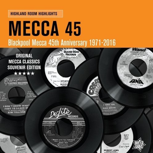 Various - Mecca 45 [NORTHERN SOUL]