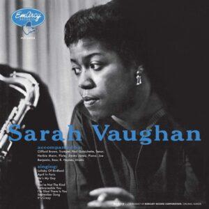 Sarah Vaughan - Sarah Vaughan (ACOUSTIC SOUND SERIES)