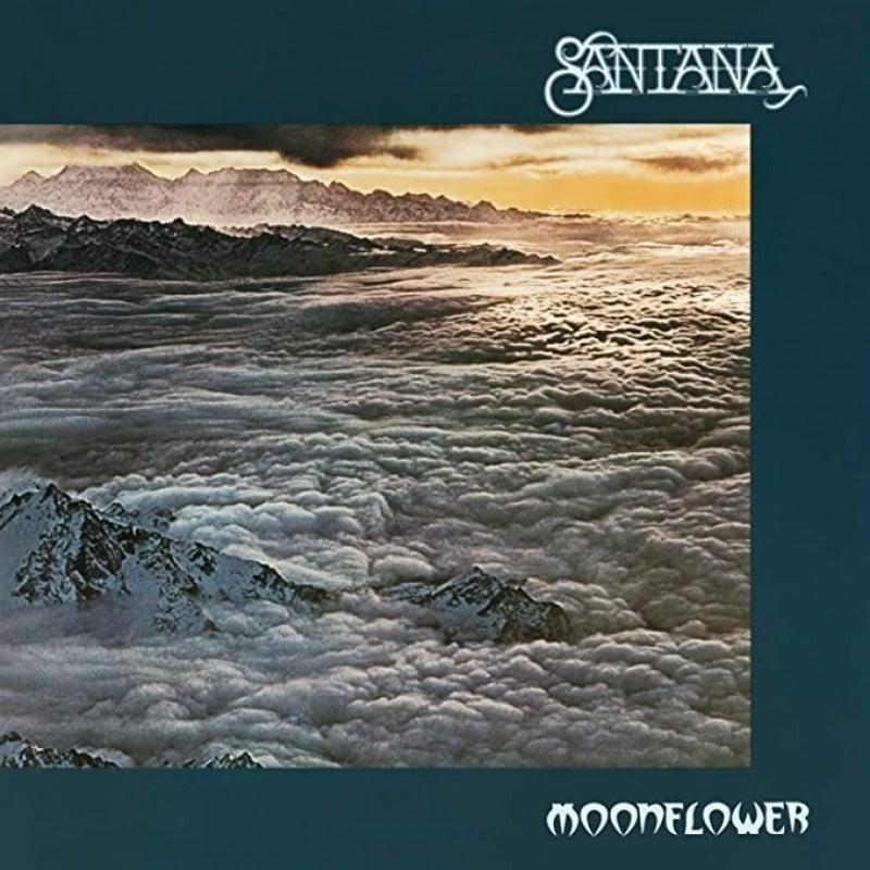 Santana - Moonflower [LTD CREAM COLOR}