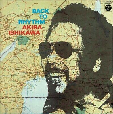 ISHIKAWA AKIRA - BACK TO RYTHYM