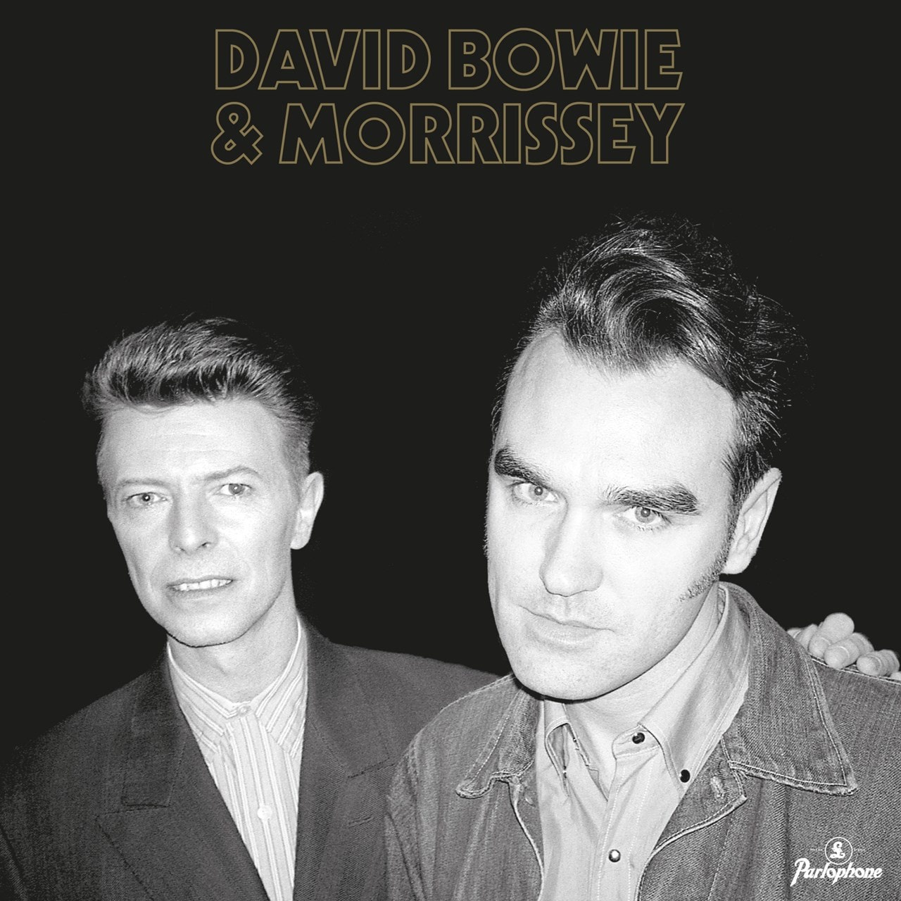 David Bowie and Morrissey / Cosmic Dancer