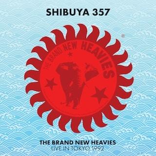 The Brand New Heavies - Shibuya 357 / Live in Tokyo 1992