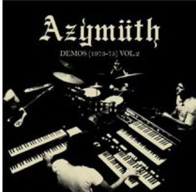 AZYMUTH - DEMOS VOL1
