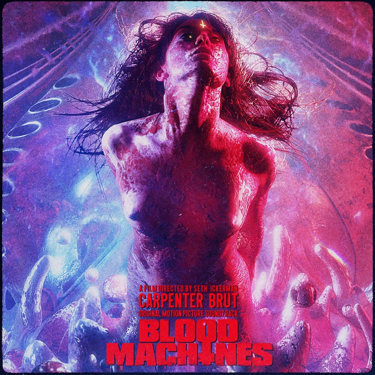CARPENTER BRUT - BLOOD MACHINES OST