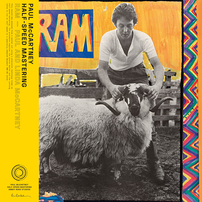 PAUL MCCARTNEY - RAM (HALF SPEED MASTER)