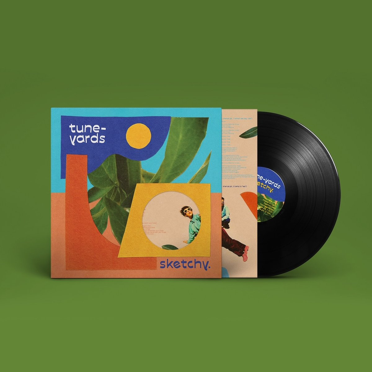 TUNE YARDS - SKETCHY