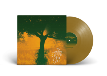 THE ANTLERS - GREEN TO GOLD (GOLD VINYL)