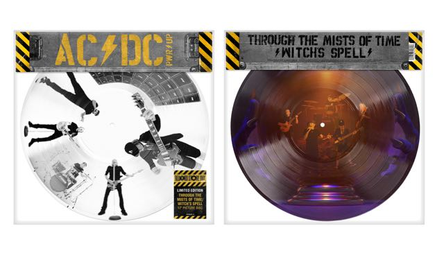 AC/DC Through The Mists Of Time /Witches Spell