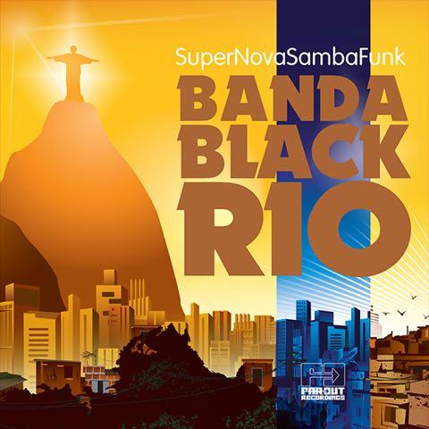 BANDA BLACK RIO - SUPER NOVA SAMBA FUNK (RSD)