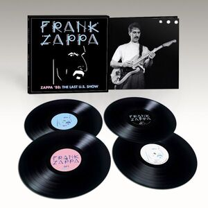 FRANK ZAPPA - ZAPPA '88: THE LAST US SHOW